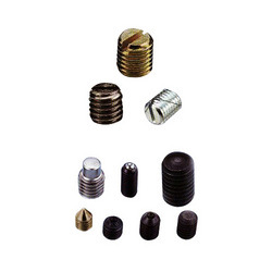 Brass Grub Screws Socket Head Grub Screws